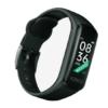 Kép 1/2 - Smart Bracelet V101 okosóra, vízáló, pulzus és szívritmusfigyelő, iOS és Android kompatibilis, fekete