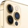 Kép 2/6 - Apple iPhone 12 Pro Max Mobiltelefon, Kártyafüggetlen, 128GB, Gold  (arany)