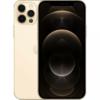 Kép 3/6 - Apple iPhone 12 Pro Max Mobiltelefon, Kártyafüggetlen, 128GB, Gold  (arany)