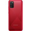 Kép 2/4 - Samsung Galaxy A02S Mobiltelefon, Kártyafüggetlen, Dual Sim, 32GB, Piros