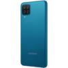 Kép 4/5 - Samsung Galaxy A12 Mobiltelefon, Kártyafüggetlen, Dual Sim, 64GB, Kék