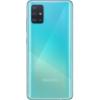 Kép 2/5 - Samsung Galaxy A51 Használt Mobiltelefon, Kártyafüggetlen, Dual Sim,128GB, Kék