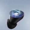 Kép 2/6 - Ugreen vezeték nélküli fülhallgató TWS HiTune Bluetooth 5.0 sztereó fülhallgató fekete (WS100 80606)