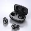 Kép 3/6 - Ugreen vezeték nélküli fülhallgató TWS HiTune Bluetooth 5.0 sztereó fülhallgató fekete (WS100 80606)