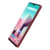Kép 4/8 - Blackview A80 Plus Mobiltelefon, Kártyafüggetlen, Dual LTE, 4GB/64GB Coral Red (piros)