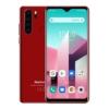 Kép 8/8 - Blackview A80 Plus Mobiltelefon, Kártyafüggetlen, Dual LTE, 4GB/64GB Coral Red (piros)
