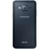Kép 2/3 - Samsung Galaxy J3 2016 Használt Mobiltelefon, Kártyafüggetlen, Dual Sim, Black (fekete)