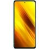 Kép 1/9 - Poco X3 NFC Mobiltelefon, Kártyafüggetlen, Dual Sim, 64GB, Kék