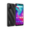 Kép 2/2 - Doogee X96 Pro Mobiltelefon, Kártyafüggetlen, Dual Sim, 4/64GB, Midnight Black (fekete)