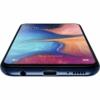Kép 4/4 - Samsung Galaxy A20E Mobiltelefon, Kártyafüggetlen, Dual Sim, 32GB, Kék