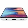 Kép 4/4 - Samsung Galaxy A20E Mobiltelefon, Kártyafüggetlen, Dual Sim, 32GB, Fehér