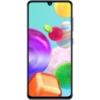 Kép 1/6 - Samsung Galaxy A41 Mobiltelefon, Kártyafüggetlen, Dual Sim, 64GB, Kék