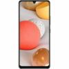 Kép 1/6 - Samsung Galaxy A42 5G Mobiltelefon, Kártyafüggetlen, Dual Sim, 4GB/128GB, Prism Dot Black (fekete)
