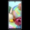 Kép 1/3 - Samsung Galaxy A71 Mobiltelefon, Kártyafüggetlen, Dual Sim, 128GB, Fekete