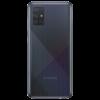 Kép 2/3 - Samsung Galaxy A71 Mobiltelefon, Kártyafüggetlen, Dual Sim, 6GB/128GB, Prism Crush Black (fekete)