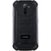 Kép 2/4 - Doogee S40 Pro Mobiltelefon, Kártyafüggetlen, Dual Sim, 64GB, Mineral Black (fekete)