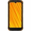 Kép 1/3 - Doogee S59 Pro Mobiltelefon, Kártyafüggetlen, Dual Sim, 4GB/128GB, Fire Orange (narancs)