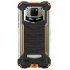 Kép 2/4 - Doogee S88 Plus Mobiltelefon, Kártyafüggetlen, Dual Sim, 8GB/128GB, Fire Orange (narancs)