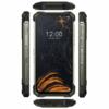 Kép 4/4 - Doogee S88 Pro Mobiltelefon, Kártyafüggetlen, Dual Sim, 6GB/128GB, Army Green (zöld)