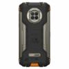 Kép 2/5 - Doogee S96 Pro Mobiltelefon, Kártyafüggetlen, Dual Sim, 8GB/128GB, Fire Orange (narancs)