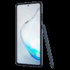 Kép 3/6 - Samsung Galaxy Note 10 Lite Használt Mobiltelefon, Kártyafüggetlen, Dual Sim, 128GB, Aura Black (fekete)