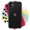 Kép 2/4 - Apple iPhone 11 Mobiltelefon, Kártyafüggetlen, 128GB, Black (fekete)