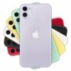 Kép 2/4 - Apple iPhone 11 Mobiltelefon, Kártyafüggetlen, 64GB, Lila