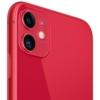 Kép 3/4 - Apple iPhone 11 Mobiltelefon, Kártyafüggetlen, 64GB, Piros