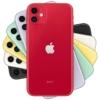 Kép 4/4 - Apple iPhone 11 Mobiltelefon, Kártyafüggetlen, 64GB, Piros