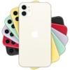 Kép 2/5 - Apple iPhone 11 Mobiltelefon, Kártyafüggetlen, 128GB, White (fehér)