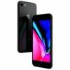 Kép 4/4 - Apple iPhone 8 Használt Mobiltelefon, Kártyafüggetlen, 64GB, Space Gray (fekete)