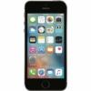 Kép 1/3 - Apple iPhone SE (2016) Használt Mobiltelefon, Kártyafüggetlen, 64GB, Space Gray (szürke)