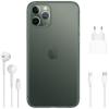 Kép 2/5 - Apple iPhone 11 Pro Mobiltelefon, Kártyafüggetlen, 64GB, Midnight Green (zöld)