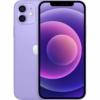 Kép 2/5 - Apple iPhone 12 mini Mobiltelefon, Kártyafüggetlen, 64GB, Purple (lila)