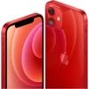 Kép 3/5 - Apple iPhone 12 Mobiltelefon, Kártyafüggetlen, 128GB, Red (piros)