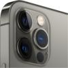 Kép 4/5 - Apple iPhone 12 Pro Mobiltelefon, Kártyafüggetlen, 128GB, Graphite. (szürke)