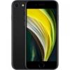 Kép 1/5 - Apple iPhone SE 2020 Mobiltelefon, Kártyafüggetlen, 128GB, Fekete