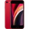 Kép 1/5 - Apple iPhone SE 2020 Használt Mobiltelefon, Kártyafüggetlen, 64GB, Red (piros)