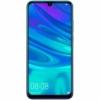 Kép 1/4 - Huawei P Smart 2019 Használt Mobiltelefon, Kártyafüggetlen, Dual Sim, 3GB/64GB, Aurora Blue (kék)