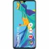 Kép 1/3 - Huawei P30 Mobiltelefon, Kártyafüggetlen, Dual Sim, 128GB, Kék