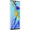 Kép 3/3 - Huawei P30 Pro Használt Mobiltelefon, Kártyafüggetlen, Dual Sim, 6GB/128GB,  Aurora Blue (kék)