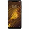 Kép 1/4 - Xiaomi Pocophone F1 Mobiltelefon, Kártyafüggetlen, Dual Sim, 6GB/128GB, Graphite Black (fekete)
