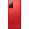 Kép 2/5 - Samsung Galaxy S20FE Mobiltelefon, Kártyafüggetlen, Dual Sim, 6GB/128GB, Cloud Red (piros)