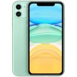 Apple iPhone 11 Mobiltelefon, Kártyafüggetlen, 64GB, Zöld