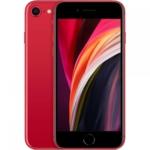 Apple iPhone SE 2020 Használt Mobiltelefon, Kártyafüggetlen, 64GB, Red (piros)