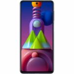 Samsung Galaxy M51 Mobiltelefon, Kártyafüggetlen, Dual Sim, 128GB, Fekete