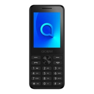 Alcatel 2003 Mobiltelefon, kártyafüggetlen, Dual Sim, 4MB/4MB, Dark Gray