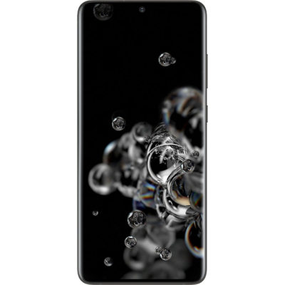 Samsung Galaxy S20 Ultra 5G Mobiltelefon, Kártyafüggetlen, Dual Sim, 128GB, Szürke