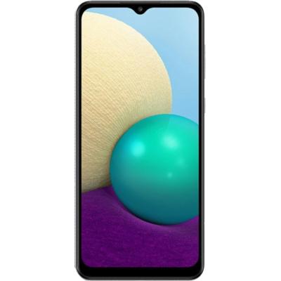 Samsung Galaxy A02  Mobiltelefon, Kártyafüggetlen, Dual Sim, 3GB/32GB, Gray (szürke)