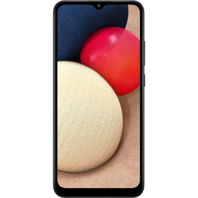 Samsung Galaxy A02S Mobiltelefon, Kártyafüggetlen, Dual Sim, 32GB, Fekete